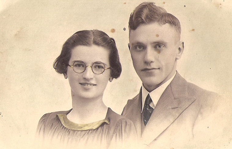 Machiel Buisman and Johanna Buisman-Janssen